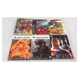 Superman Assorted graphic novels- 6 books