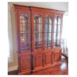Dinning Room China Cabinet, Solid Wood, Beautiful