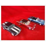 Set of 3 Cars