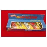 Hot Wheels Racers 5 Car Gift Pak