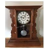Fannie Mantel Clock