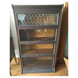 Antique Gunn Barrister Bookcase
