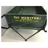 The Monitor! Trade Mark Wagon