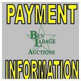 Auction Payment-