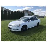 2011 Chevrolet Impala 4 Door Sedan, 86,694 Miles