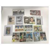16- Older Baseball Cards