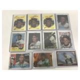 11-Willie Mays Topps Finest Protectors