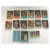 15- 1969 Topps Basketball Cards-Frazier,