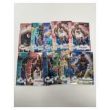 11- 2000 Topps Chrome Basketball Cards