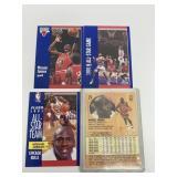 4 1991 Fleer Michael Jordan #29,238,211,29