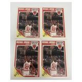 4- Michael Jordan Fleer 1989 #21