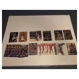 Fleer & Skybox Basketball Cards