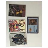 4 - Fleer Kobe Bryant Basketball Cards