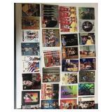 Fleer, Skybox, & NBAHOOPS Hakeem Olajuwon Cards