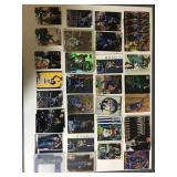 Large Lot of Kevin Garnett Basketball Cards