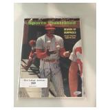 1972 Sports Illustrated Dick Allen Signed