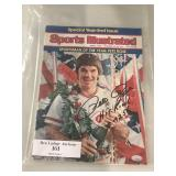 1975 Sports Illustrated Pete Rose Signed