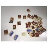 Assorted Cracker Jack Box Cards