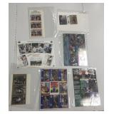 Assorted Uncut Cards