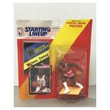 Kenner Michael Jordan Starting Lineup Figure