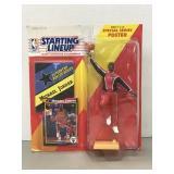1992 Kenner Michael Jordan Starting Lineup Figure