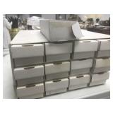 Empty Card Boxes