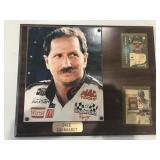 Dale Earnhardt Plaque