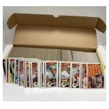 1984 Topps Football cards lot