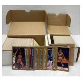 1992-1993 Fleer Basketball cards Series 1 and 2
