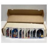 1989-1990 NBA Hoops Pro-Basketball cards #1-352