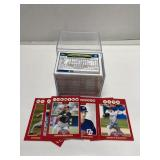 Cased set of 2008 Topps Baseball Cards