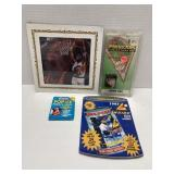 Set of various 1990s Sports collectibles
