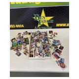 Unsearched, unarranged all sport cards