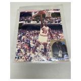 Michael Jordan Photo, Card