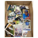 Assorted Chicago Cubs Cards