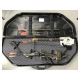 Browning Mirage Series Bow, arrows & hard case