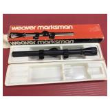 Weaver Marksman scope