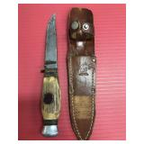 Solingen Hunting Knife  ~9""