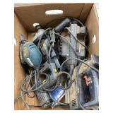 Assorted Electrical Hand Tools