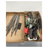 Assorted Tools, Files