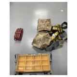 Climbing Harness, Tool Box