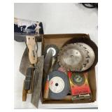 Putty Tools, Grinding Wheels, Wire Wheels