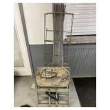 Deer Tree Stand, Ladder