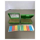 9 mm  Shell Casings, 100 Rounds