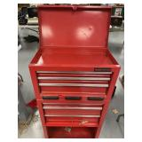 5 Drawer Master Mechanic Rolling Toolbox