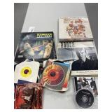 Assorted Music Albums