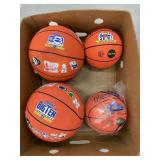Commemorative Basketballs