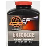 Ramshot Enforcer Spherical Handgun Powder 1 lbs