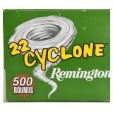 500 Rounds Remington Cyclone .22 LR Ammunition