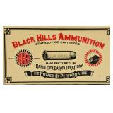 35 Rounds .32-20 Black Hills Cowboy Action Load